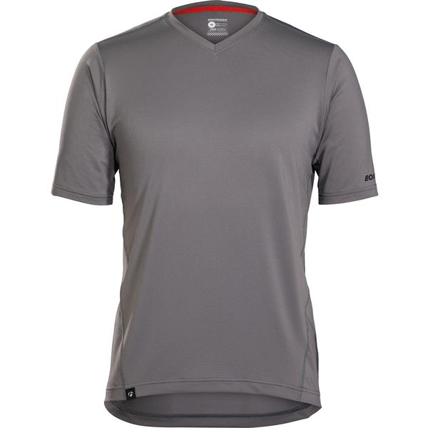 Bontrager Quantum Cycling Tech Tee Color: Charcoal