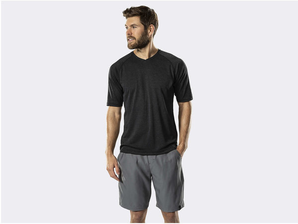 Bontrager Quantum Fitness Tee Color: Black