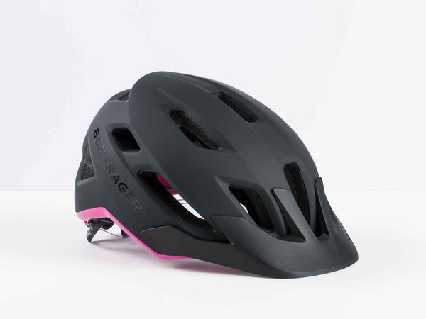 Bontrager Quantum MIPS Bike Helmet Color: Black/Vice Pink