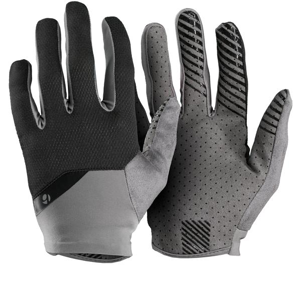 Bontrager Quantum Mountain Bike Glove Color: Black