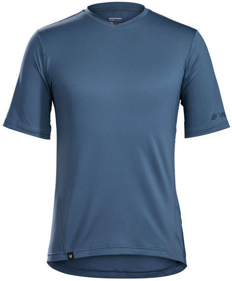 Bontrager Quantum Cycling Tech Tee Color: Orion Blue