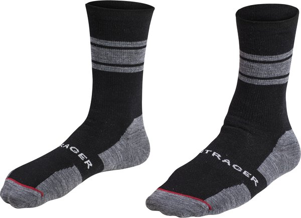 Bontrager Race 5-inch Wool Socks Color: Black