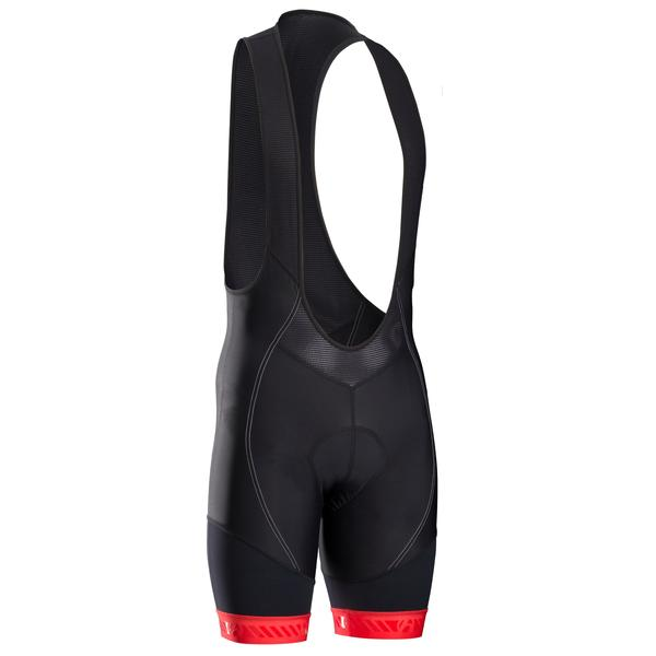 Bontrager Race Bib Shorts Color: Bonty Red