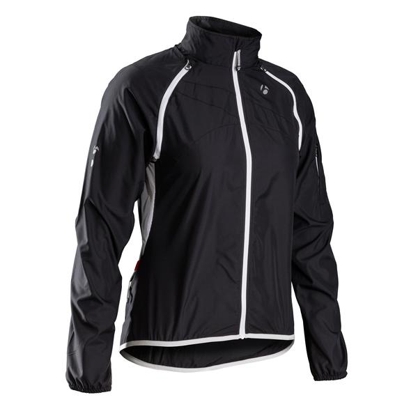 Bontrager Race Convertible Windshell Women's Jacket Color: Black
