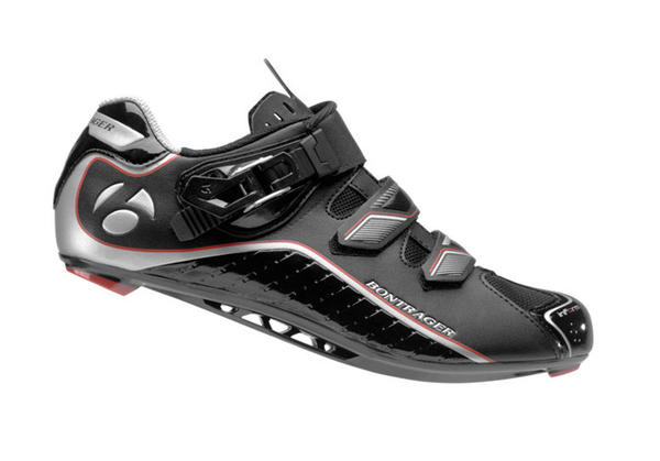 Bontrager Race DLX Road Shoes Color: Black