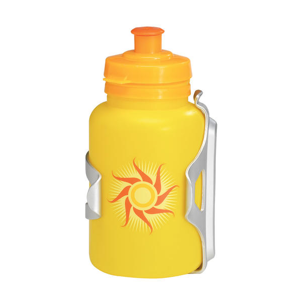 Bontrager Kids' Sideswipe Cage w/Bottle