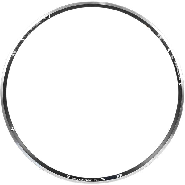 Bontrager Race Lite Rim Color | Hole Count | Size: Black | 24 | 700c