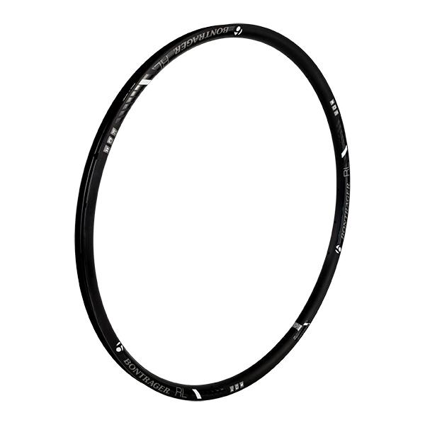 Bontrager Race Lite Rim Color | Hole Count | Size: Black | 28 | 26-inch