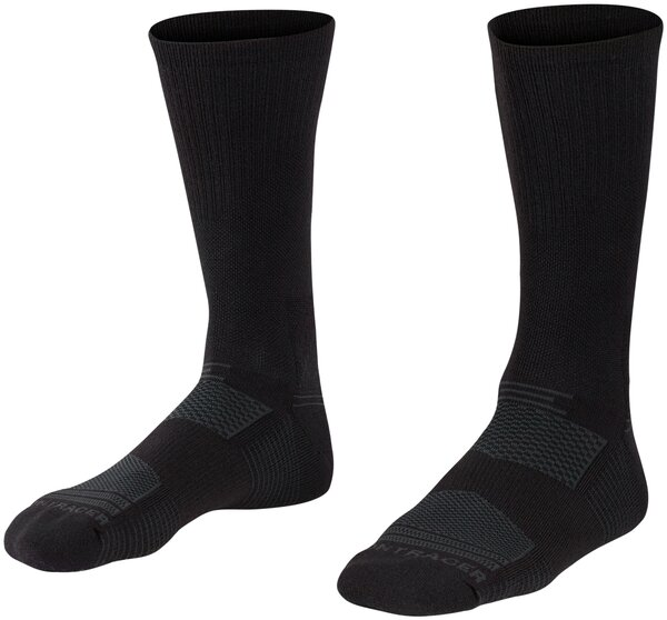 Bontrager Race Merino Wool Crew Cycling Sock Color: Black