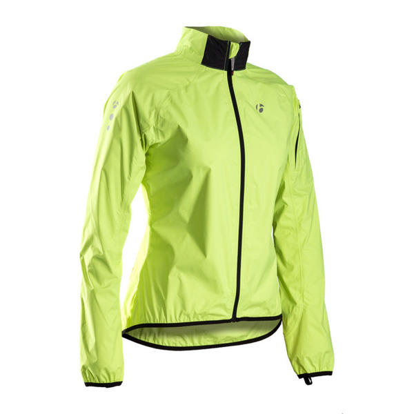 Bontrager Race Stormshell Jacket - Women's Color: Visibility Yellow