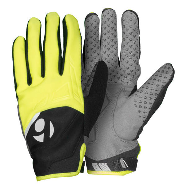 Bontrager Race Windshell Gloves Color: Visibility Yellow