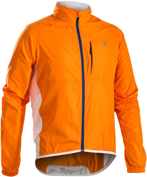 Bontrager Race Windshell Jacket Color: Firebrand