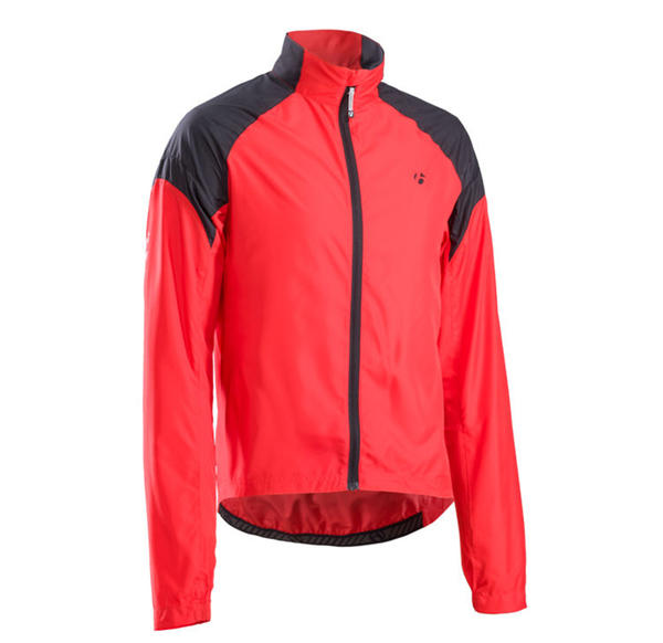 Bontrager Race Windshell Jacket Color: Red