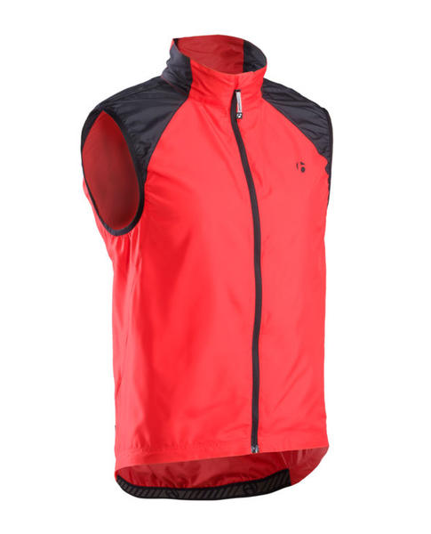 Bontrager Race Windshell Vest Color: Red