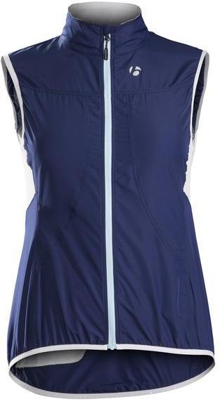 Bontrager Race Windshell Women's Vest Color: Navy
