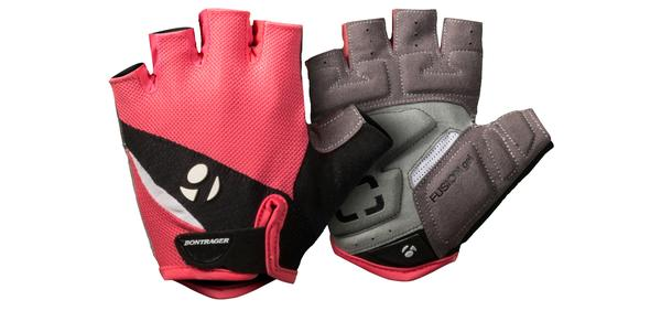 Bontrager Race WSD Gel Gloves - Women's Color: Sorbet