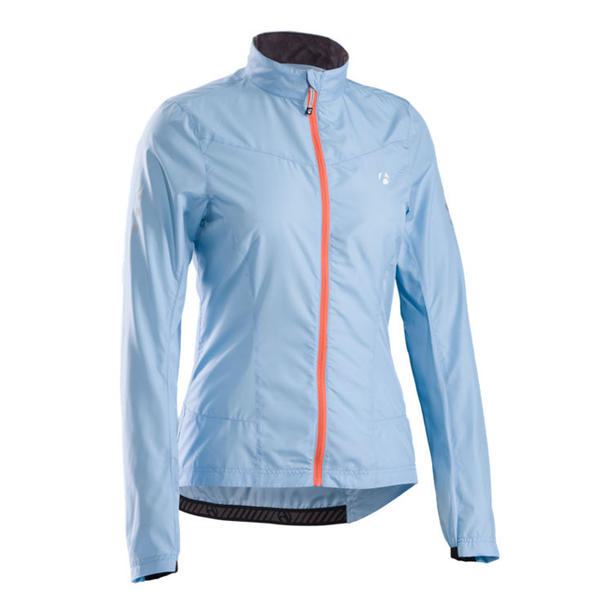 Bontrager Race WSD Windshell Jacket - Women's Color: Washed Denim