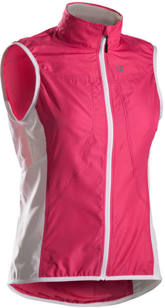 Bontrager Race Windshell Women's Vest Color: Sorbet