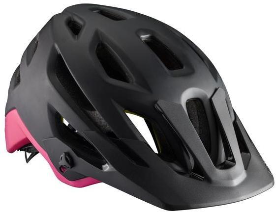 Bontrager Rally MIPS Women's Helmet Color: Black/Vice Pink