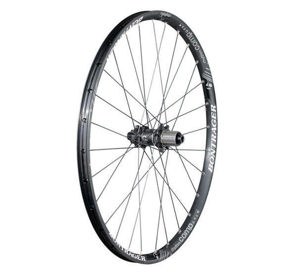 Bontrager Rhythm Comp TLR 26 Rear Wheel