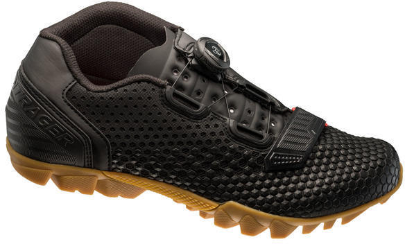 Bontrager Rhythm Mountain Shoe Color: Black