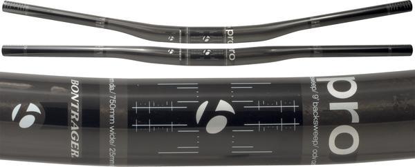 Bontrager Rhythm Pro Carbon 15mm Rise Factory Overstock Bar