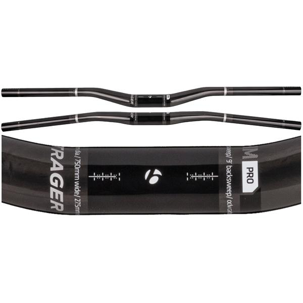 Bontrager Rhythm Pro Carbon Handlebar Color: Carbon