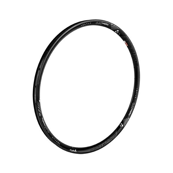 Bontrager Rhythm Pro Carbon Rim Color | Hole Count | Size: Black | 28 | 26-inch