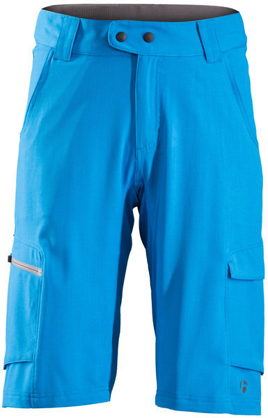 Bontrager Rhythm Shorts Color: Waterloo Blue
