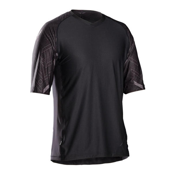 Bontrager Rhythm Tech Tee Color: Black