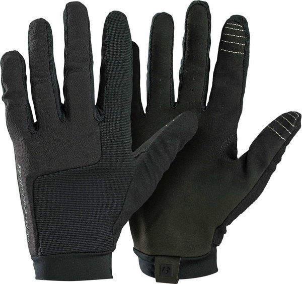Bontrager Rhythm Women's Mountain Glove Color: Black