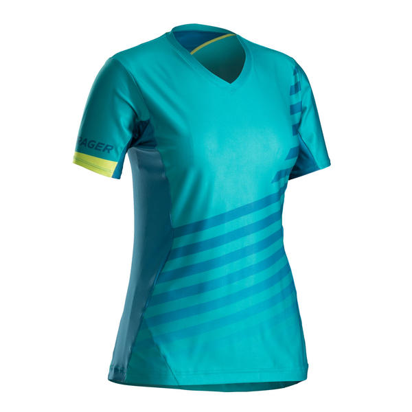 Bontrager Rhythm Women's Tech T Color: Tidal Green