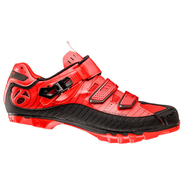 Bontrager RL MTB Shoes Color: Red
