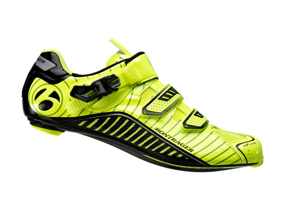Bontrager RL Road Shoes Color: Visibility Yellow