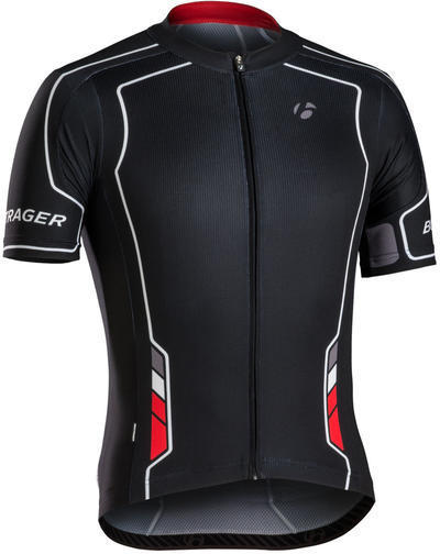 Bontrager RL Short Sleeve Jersey Color: Black Line