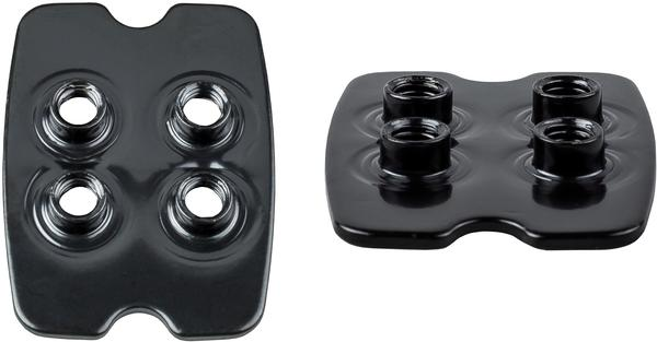 Bontrager Road Shoe SPD Pedal Adapter Color: Black