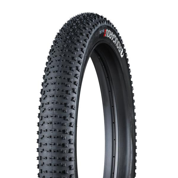 Bontrager Rougarou Fat Bike Tire 26-inch Color: Black