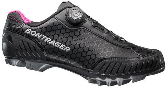 Bontrager Rovv Women's Mountain Shoe Color: Black