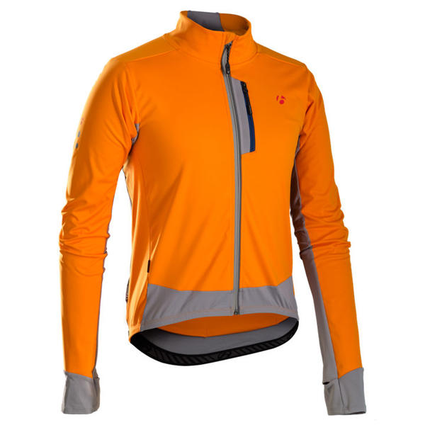 Bontrager RXL 180 Softshell Jacket Color: Firebrand