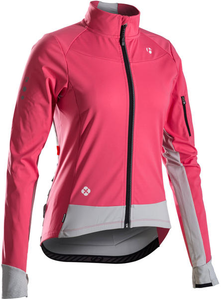 Bontrager RXL 180 WSD Softshell Jacket - Women's Color: Sorbet