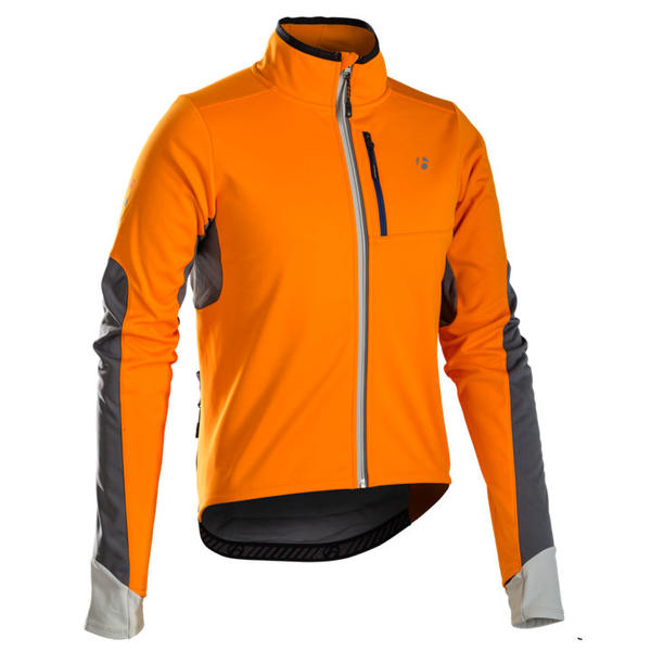 Bontrager RXL 360 Softshell Jacket Color: Firebrand
