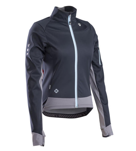 Bontrager RXL 180 WSD Softshell Jacket - Women's Color: Black