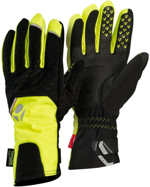 Bontrager RXL Softshell Glove Color: Visibility Yellow
