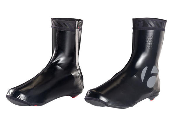 Bontrager RXL Windshell Shoe Covers Color: Black