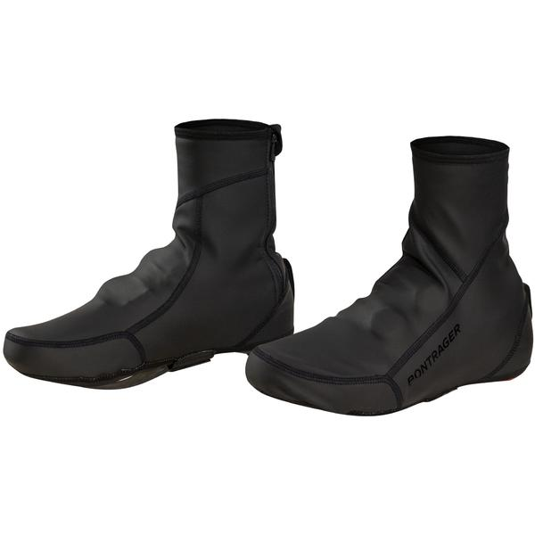 Bontrager S1 Softshell Shoe Cover Color: Black