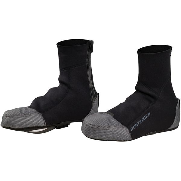 Bontrager S2 Softshell Shoe Cover Color: Black