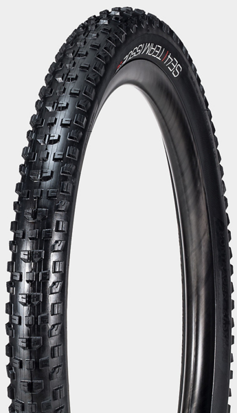 Bontrager SE4 Team Issue TLR 27.5-inch MTB Tire Color | Size: Black | 27.5 x 2.40