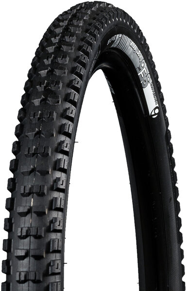 Bontrager SE5 Team Issue TLR MTB 27.5-inch Tire Color: Black/Grey