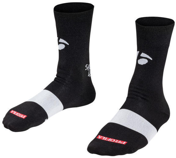 Bontrager Shut Up Legs 5-inch Sock Color: Black