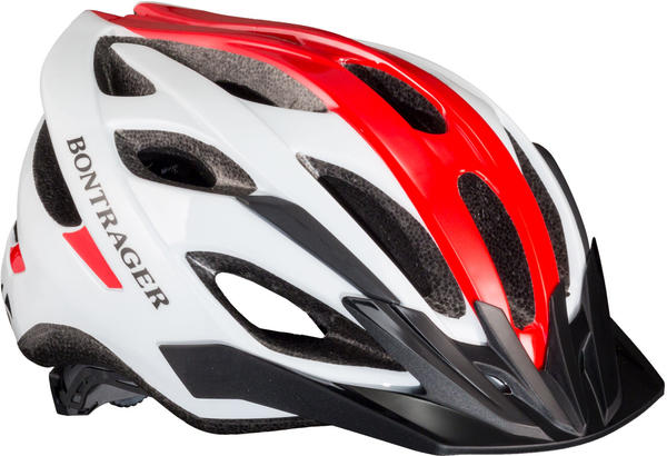 Bontrager Solstice Color: Red/White